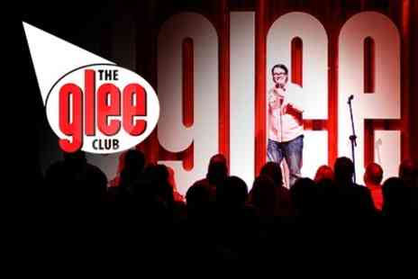 The Glee Club - Night Of Comedy With Dinner for £9 - Save 63%