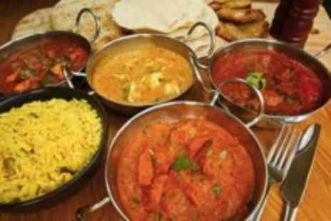 Food Emporium - Indian banquet delivery for Two - Save 43%