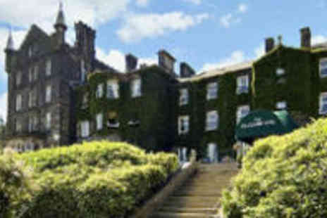 Craiglands Hotel - Two Night Stay For Two People With Breakfast, Cream Tea And A Glass Of Bubbly On Arrival - Save 65%
