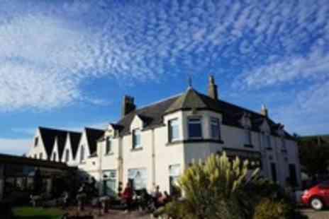 Kildonan Hotel - Two night Isle of Arran break for 2 with breakfast  - Save 51%