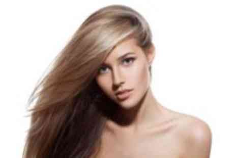 Pretty Hair & Beauty - Half head of highlights a haircut wash Plus conditioning treatment - Save 81%