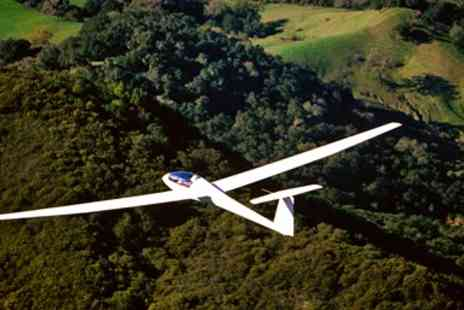 Bicester Gliding Centre - Glider Flying Lesson This Spring - Save 51%