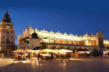 airbridgetravel - Two Night Stay in Krakow - Save 18%