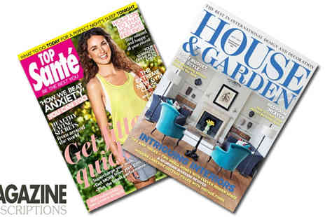 Magazine Subscriptions - Choice of Women's Lifestyle Magazines - Save 28%