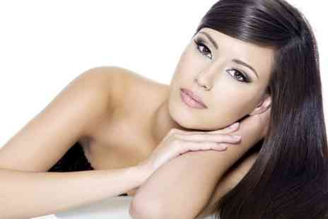 Hair of Connaught Hair and Beauty Salon - Wash Cut and Brazilian Keratin Treatment  - Save 51%