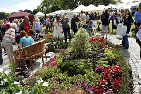 Holker Festival - Holker Garden Festiva Entry For Two  - Save 40%