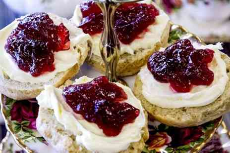 Pavilion Dining - Cream Tea For Two - Save 50%