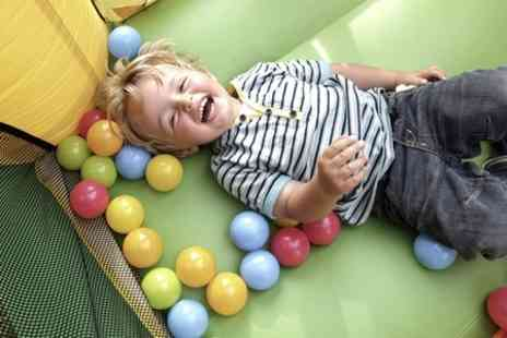 Monkey Mays Soft Play Centre - Childrens Party With Buffet and Juice  - Save 51%