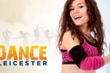 Dance Leicester - Twenty Dance and Fitness Classes - Save 90%