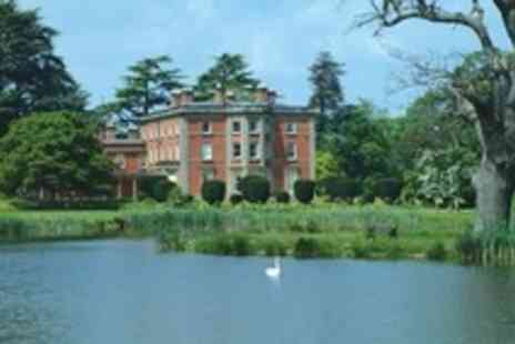 Netley Hall Estate - Two night cottage stay for 2 near Shrewsbury  - Save 51%