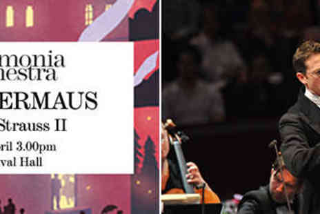 Philharmonia Orchestra - John Wilson Conducts Die Fledermaus at Royal Festival Hall - Save 53%