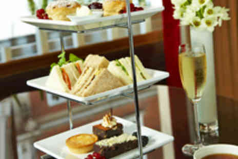 The Cavendish - Double AA Rosette Champagne Afternoon Tea for Two - Save 41%
