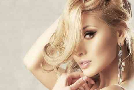 Cuts and Colours - Cut and Finish With Moroccan Oil  - Save 50%