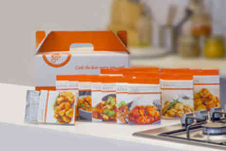 The Spice is Right - Voucher for a Premium Curry Hamper with 22 Curry Mixes - Save 50%