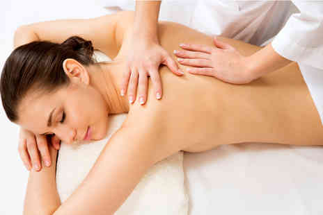 Edinburgh Love Your Life Therapies - One hour Eastern body massage or reflexology session  - Save 60%