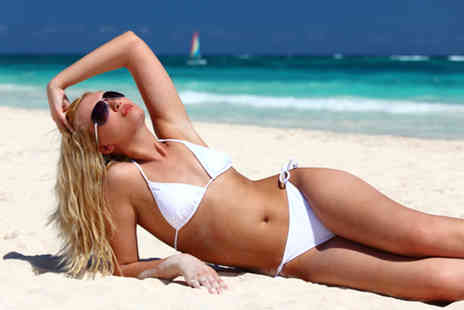 The Essex Look - 45 minutes worth of sunbed tanning time  - Save 78%