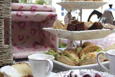Other Cafe and Gallery - Organic Afternoon Tea For Two - Save 56%