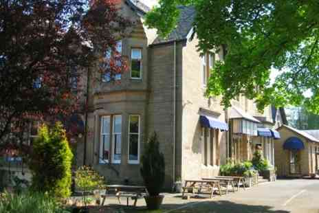 Strathblane Country House Hotel - One  Nights For Two With Breakfast  - Save 48%