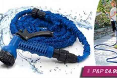 Trading Post Products - No tangle hose with 50ft extending gun - Save 60%