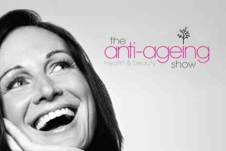 The Anti-Ageing Health and Beauty Show - The Anti Ageing Health and Beauty Show Ticket For One  - Save 56%