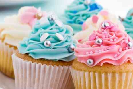 The Little Cake Cart Company - Cupcake Decorating Class For One  - Save 49%