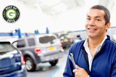 Holt Road Garage Services - 66 Point Car Service Plus Valet - Save 67%