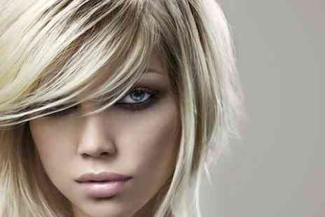 Salon FX - Cut Finish With Half Head Highlights  - Save 62%
