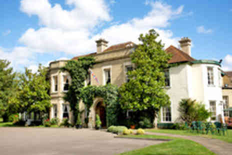 Woodland Manor Hotel - Two Night Bedfordshire Countryside Stay with Afternoon Tea  - Save 48%