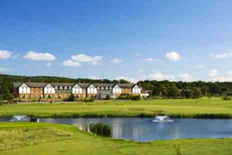De Vere Carden Park - Accommodation for two in a Standard Double Room with full English breakfast  - Save 35%