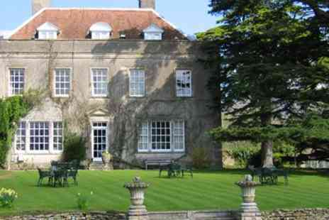Holbrook House - Somerset Georgian Manor Gourmet Break - Save 42%