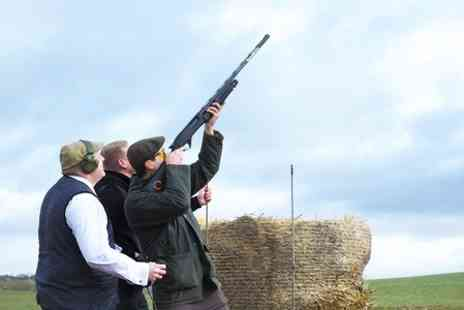 North East Shooting -  Clay Pigeon Experience  - Save 52%