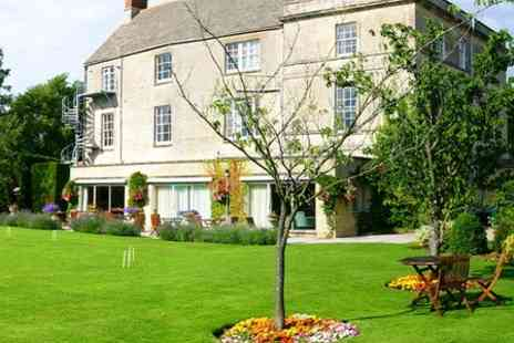 Stratton House Hotel - One Nights For Two With Breakfast and Dinner  - Save 44%