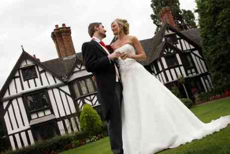 Nailcote Hall - Wedding With Three Course Meal - Save 52%