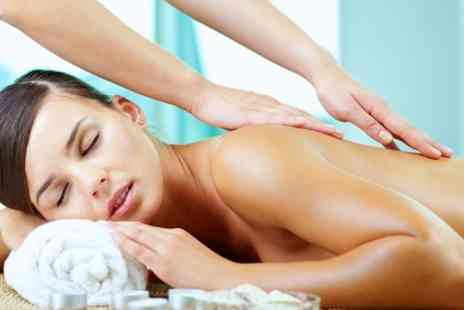 Beauty Boss - Massage and Facial For One  - Save 68%