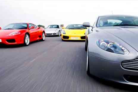 Everyman Racing - Supercar Experience inc 6 Miles in 2 Cars - Save 40%