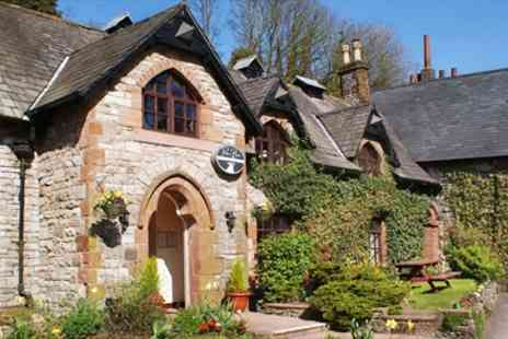 Chequers Hotel - Two Night Cumbrian Escape including Meals - Save 46%