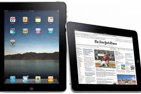 JMN Business Solutions - Apple iPad 16GB Wi Fi Tablet - Save 44%