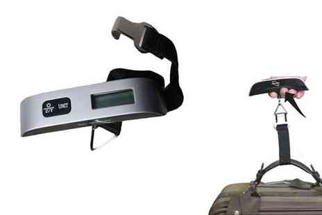 Limited Bisome - Digital Luggage Scales - Save 60%