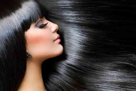 Diva Parlour - Full head of human hair extensions including colour matching service  - Save 47%