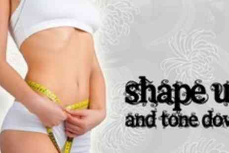 Shape Up and Tone Down - Four Sessions of Laser Lipo - Save 73%