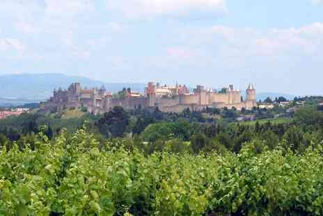 Chateau de Jouarres -  Eight days stay for four person in beautiful southern France - Save 41%