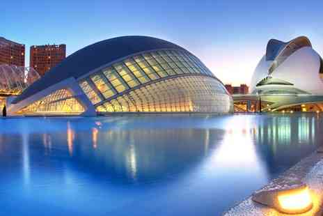 Hotel Benetusser - One nights in the wonderful city of Valencia  - Save 64%