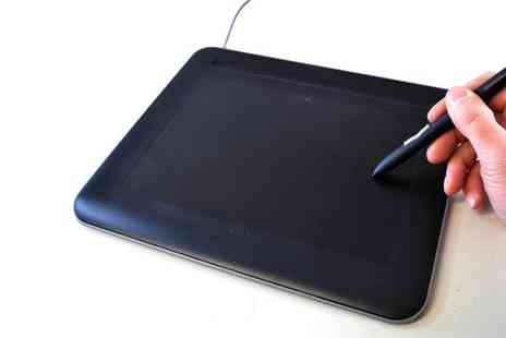 UK Surplus Central - Wacom CTE-660 Bamboo One Drawing Tablet - Save 24%