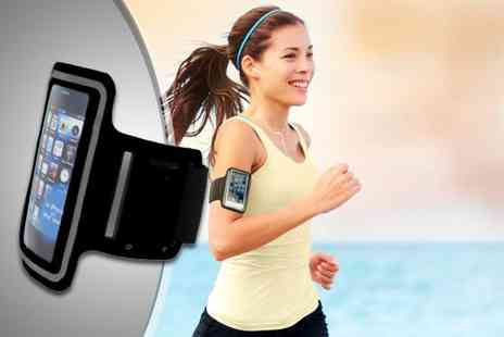 Links 4 - Smartphone sports armband - Save 71%