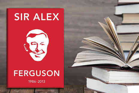 Random House Group - Hardback copy of The Alex Ferguson Quote Book - Save 50%