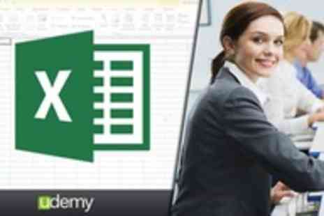 Skillstep - Online Microsoft Excel 2010/2013 course  - Save 81%