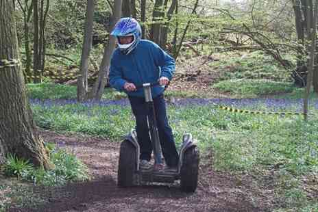 Segway Unleashed -  One Hour Challenge For One  - Save 84%