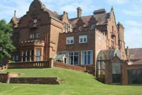 Britannia Adamton - Scottish Coastal Break for two with Dinner, Bed and Breakfast - Save 59%