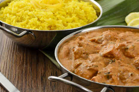 Saffron Restaurant - Mouth watering Indian food - Save 60%