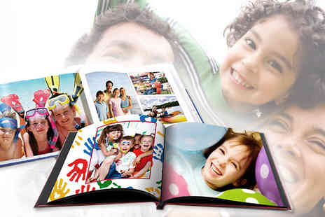 photo2people - 50 Page Photobook  - Save 50%